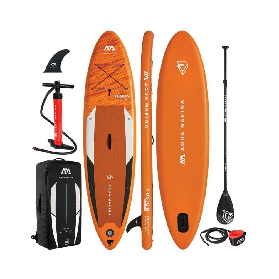 "Aqua Marina Fusion 10'10"" SUP Board, product, variation 1"