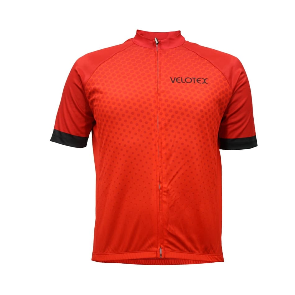 Velotex Men's Gradient Cycling Jersey, product, variation 1