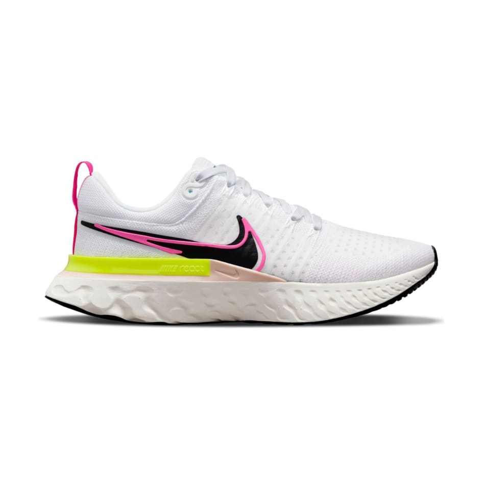 Nike Men's  React Infinity Run Flyknit 2 Road Running Shoes, product, variation 1