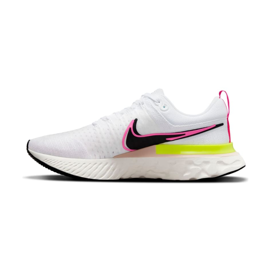 Nike Men's  React Infinity Run Flyknit 2 Road Running Shoes, product, variation 2