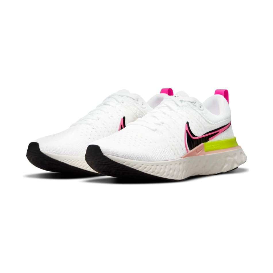 Nike Men's  React Infinity Run Flyknit 2 Road Running Shoes, product, variation 7
