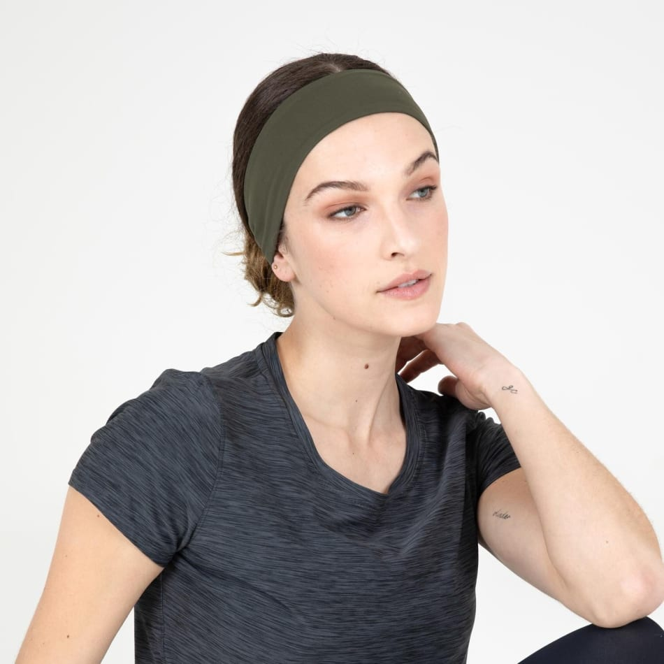OTG Women's Elite Green Colour Me Up Headband, product, variation 2