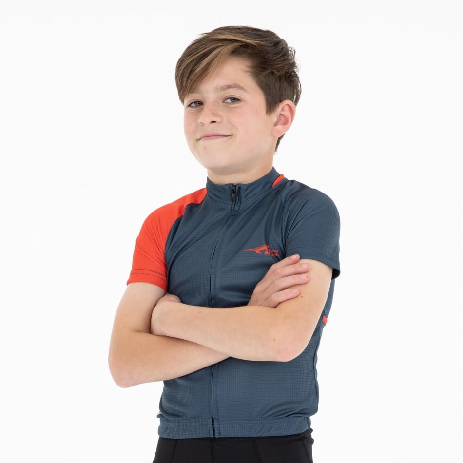First Ascent Junior Rascal Cycling Jersey, product, variation 3