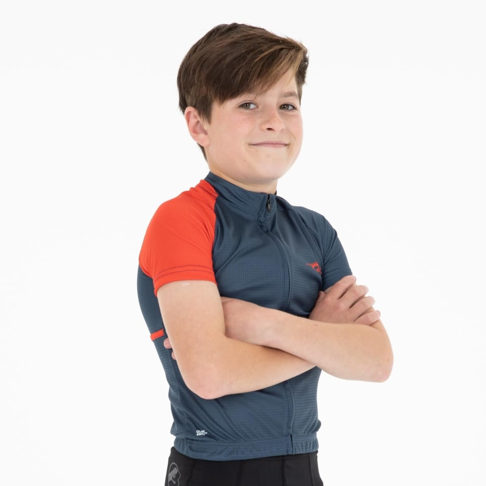 First Ascent Junior Rascal Cycling Jersey, product, variation 4