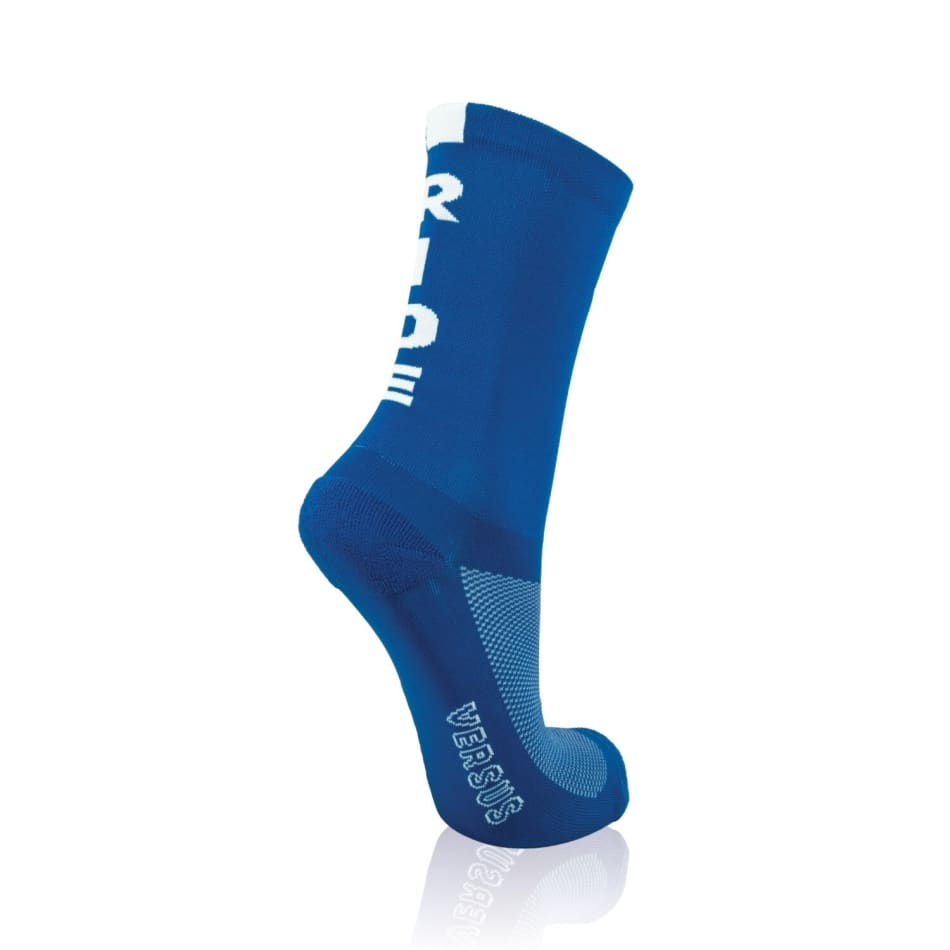 Versus Blue Ride Cycling Sock 8-12, product, variation 1