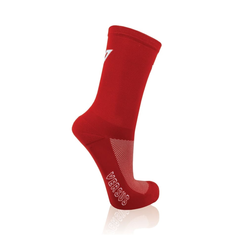 Versus Basic Red Cycling Socks Size 4-7, product, variation 1