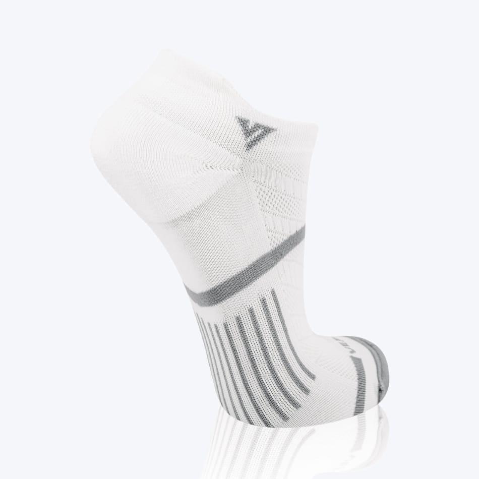 Versus White & Grey Trainer Sock, product, variation 1