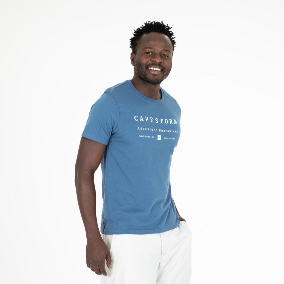 Capestorm Men's logo T - Shirt, product, variation 3