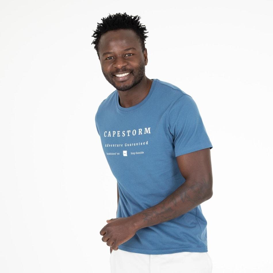 Capestorm Men's logo T - Shirt, product, variation 4