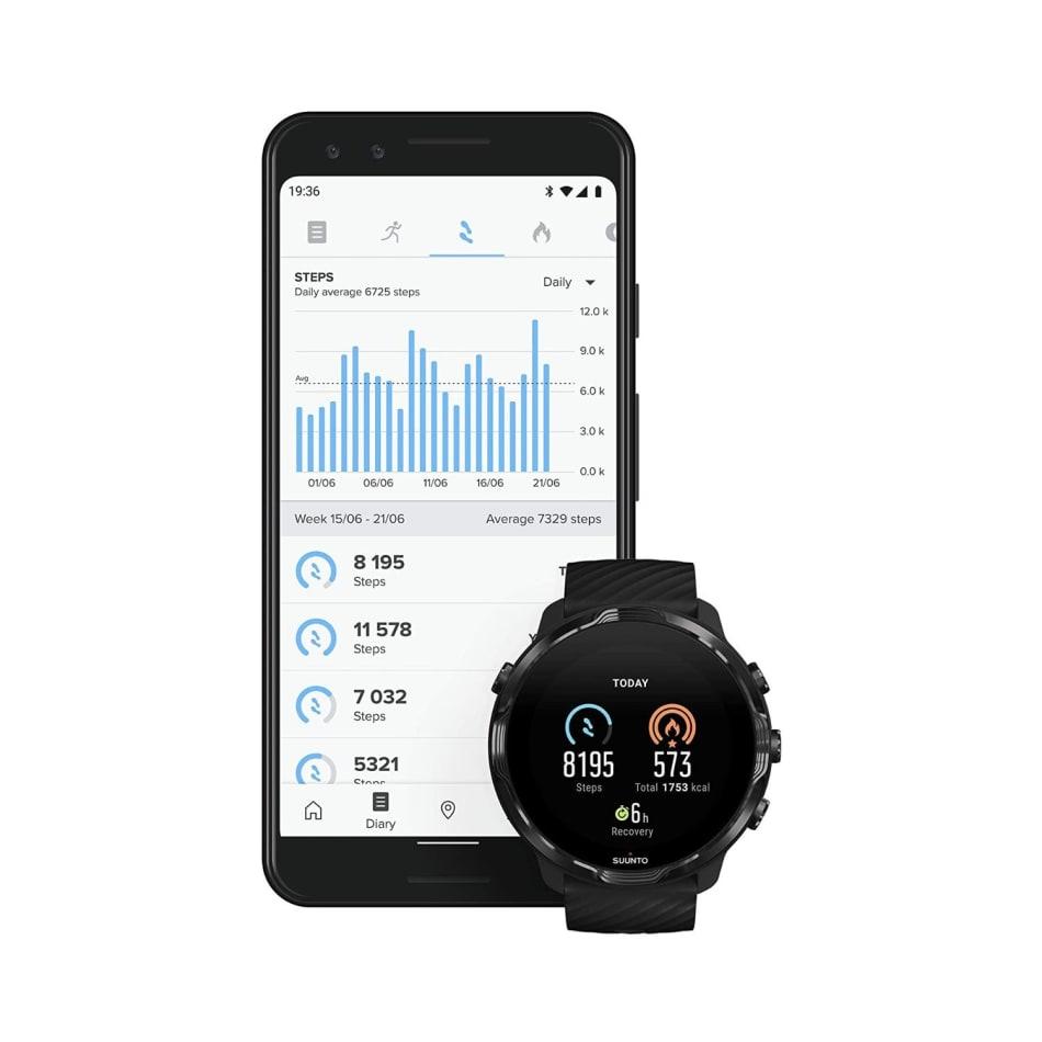 Suunto 7 Titanium Watch, product, variation 5