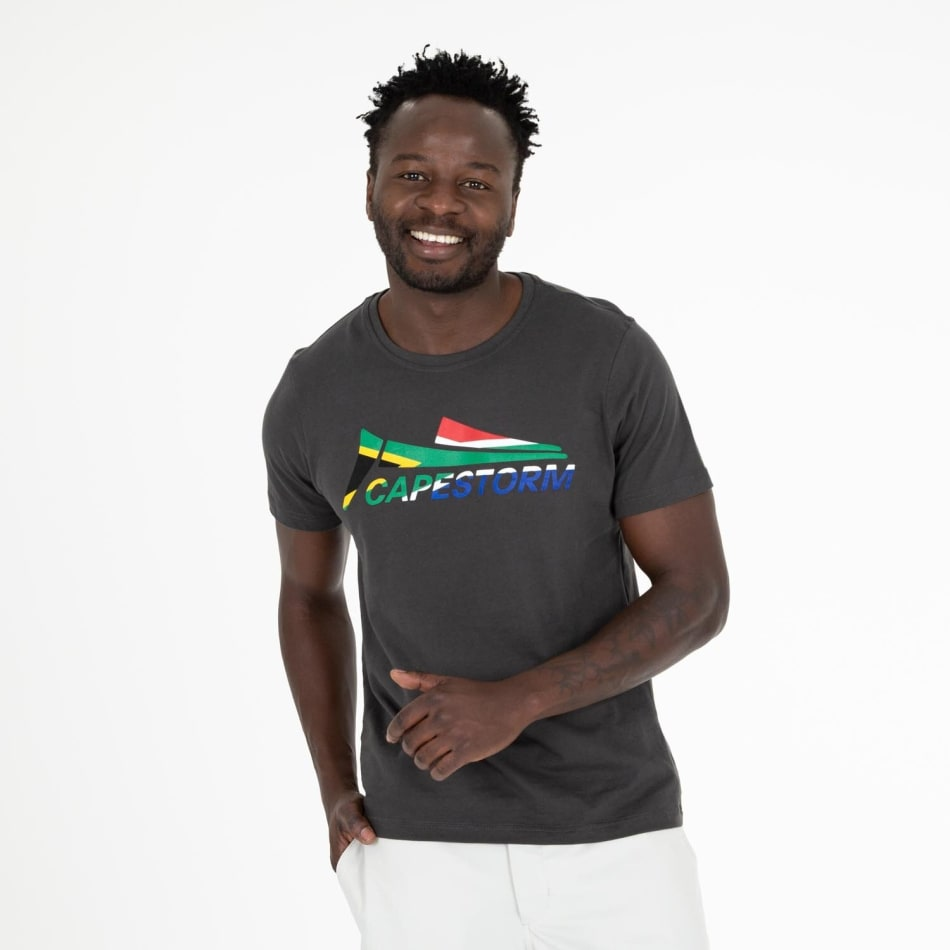 Capestorm Men's SA flag T - Shirt, product, variation 2