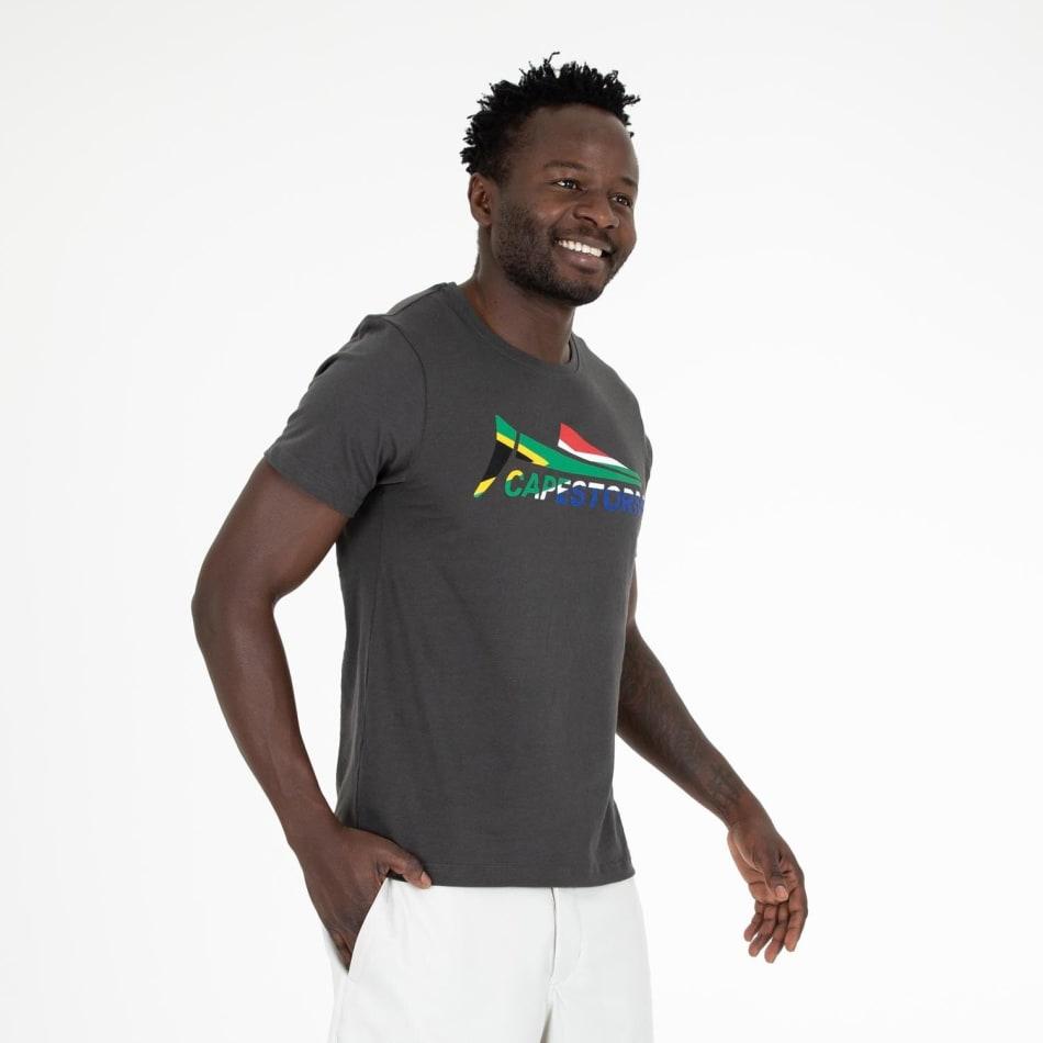 Capestorm Men's SA flag T - Shirt, product, variation 4