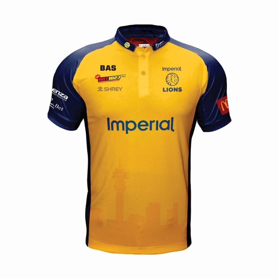 Lions Men's 2021/22 Cricket Jersey, product, variation 1