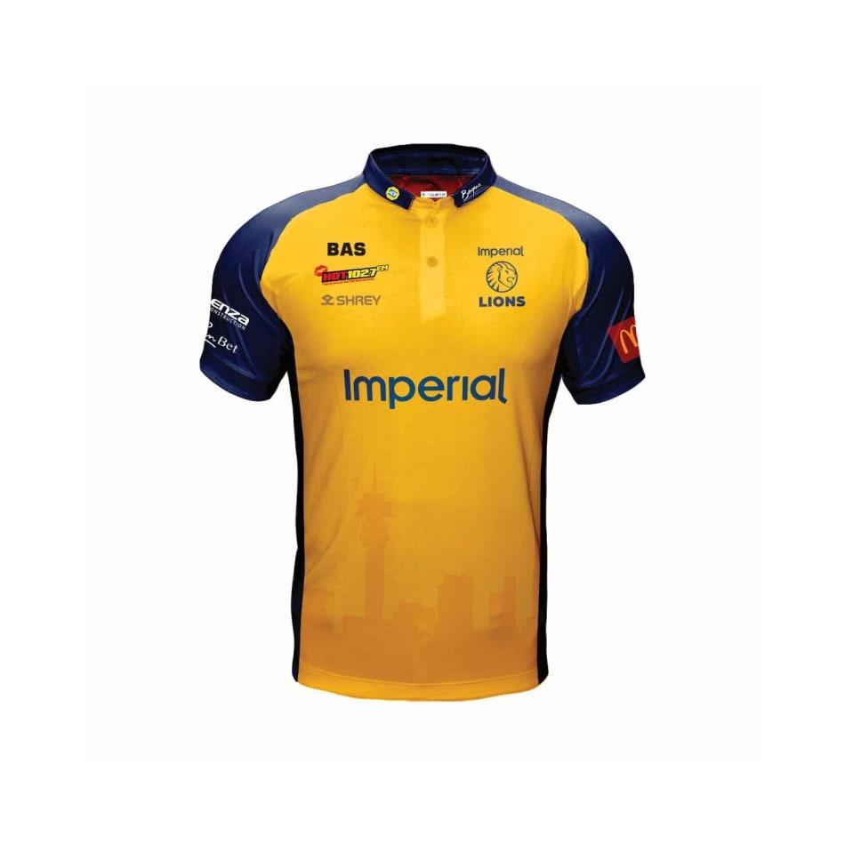Lions Junior 2021/22 Cricket Jersey, product, variation 1