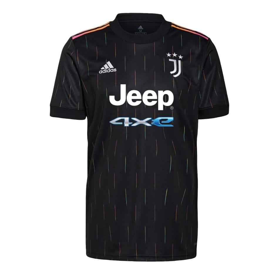 Juventus Junior Away 21/22 Soccer Jersey, product, variation 1