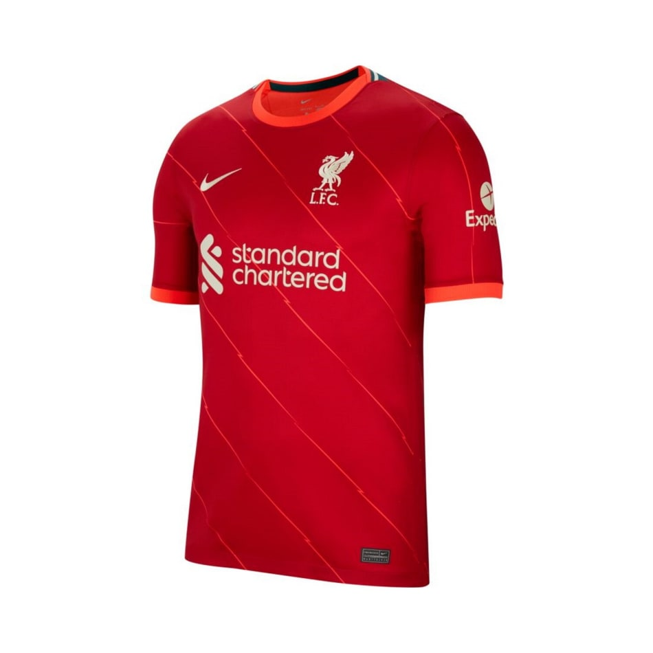 Liverpool Men's Home 21/22 Soccer Jersey, product, variation 1