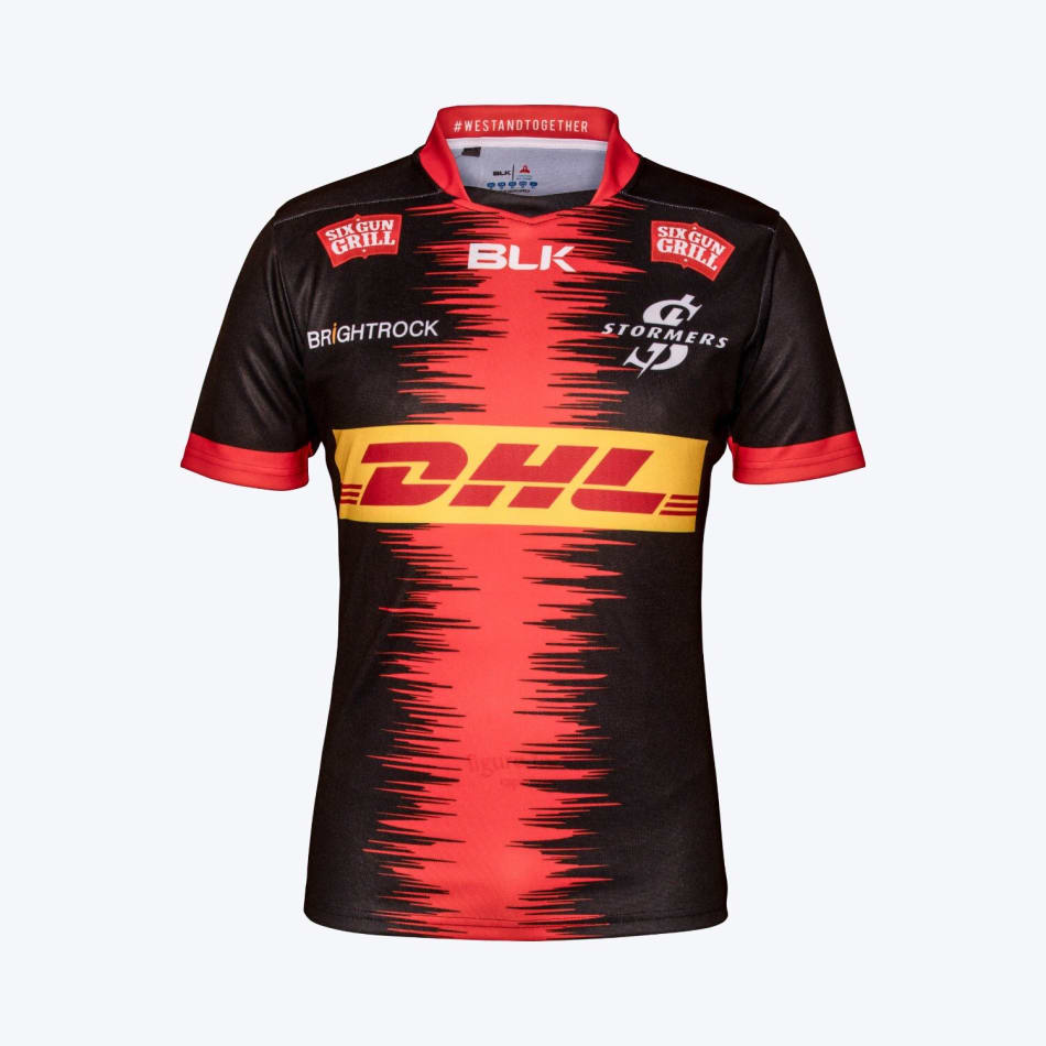 Stormers Men's Away 2021 Pro 16 Rugby Jersey, product, variation 1