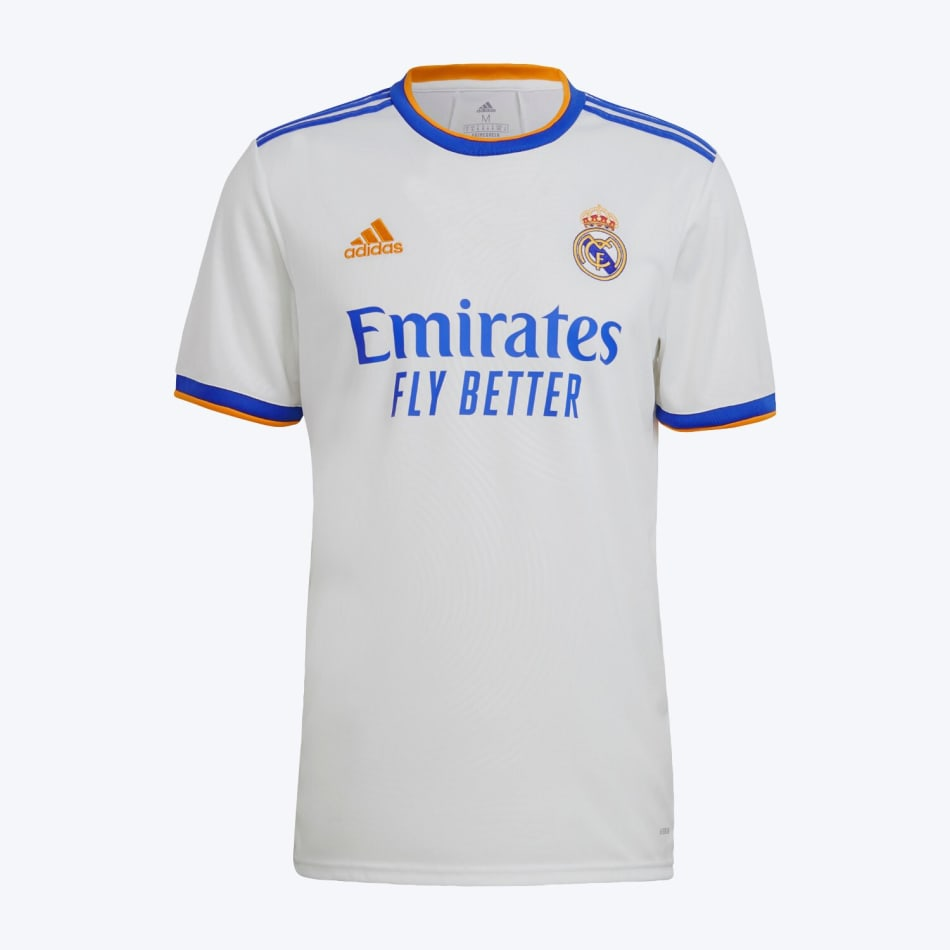 Real Madrid Men's Home 21/22 Soccer Jersey, product, variation 4