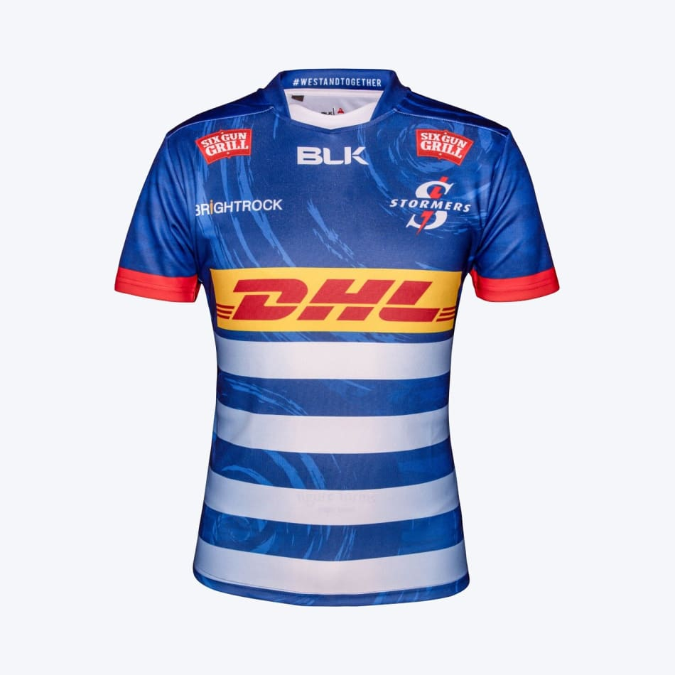 Stormers Junior Home 2021 Pro 16 Replica Jersey, product, variation 1