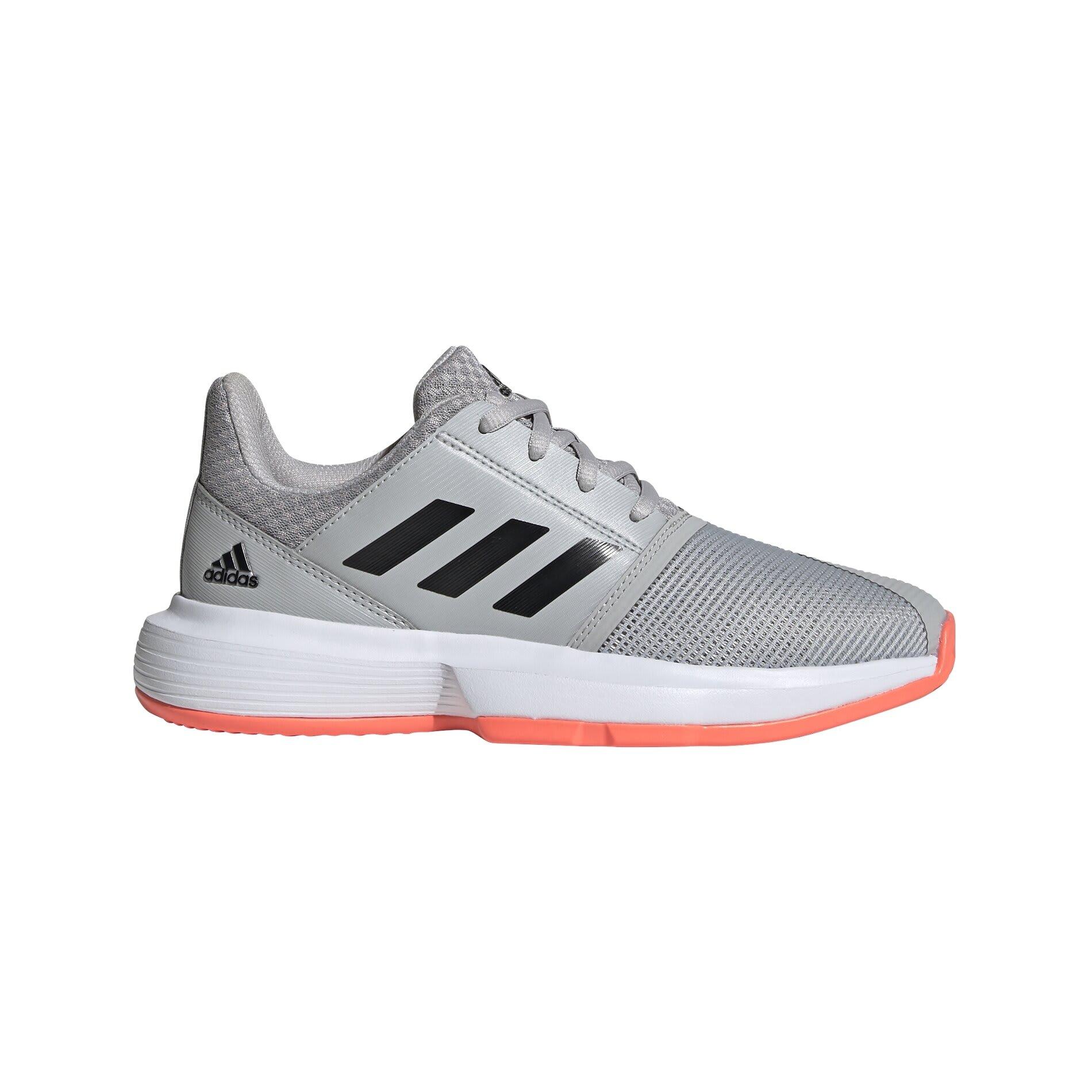 adidas Junior Court JamTennis Shoes