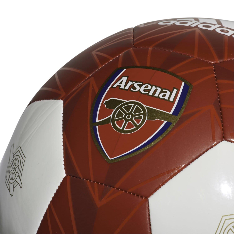 Size 5 Icon Sports Fan Shop Flare Team Soccer Ball UEFA Champions League Soccer Arsenal Alternate