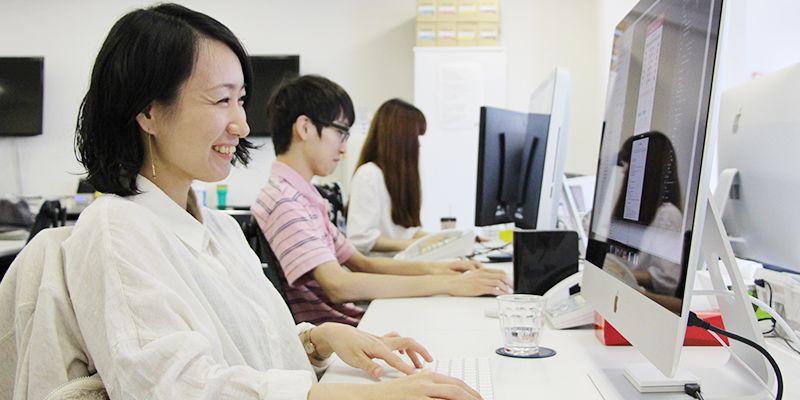 京都でアルバイトからスタートできて、プロの現場でデザインを学べる!
