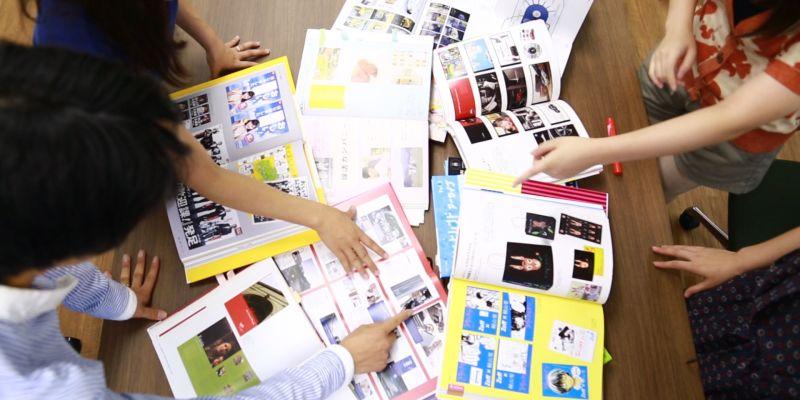 目的を達成するための視覚表現を形にするWebデザイナー