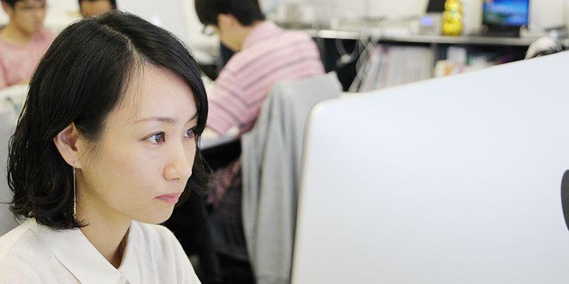 京都で先進的なデザインに挑戦するWebデザイナー