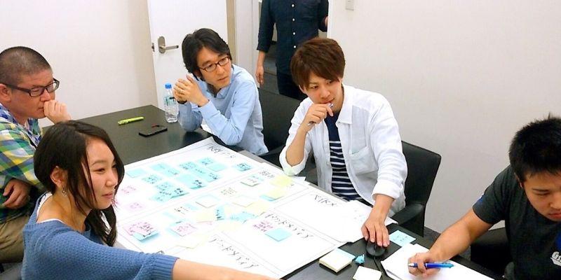 1年目から大手企業案件を担える東京オフィスのWebディレクター