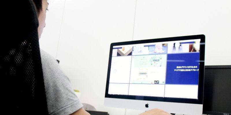 アートディレクター、ディレクターへのキャリアも目指せる東京オフィスのデザイナー