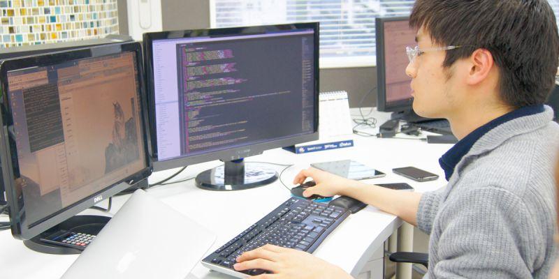 大手クライアントのwebサイトを構築するマークアップエンジニア募集