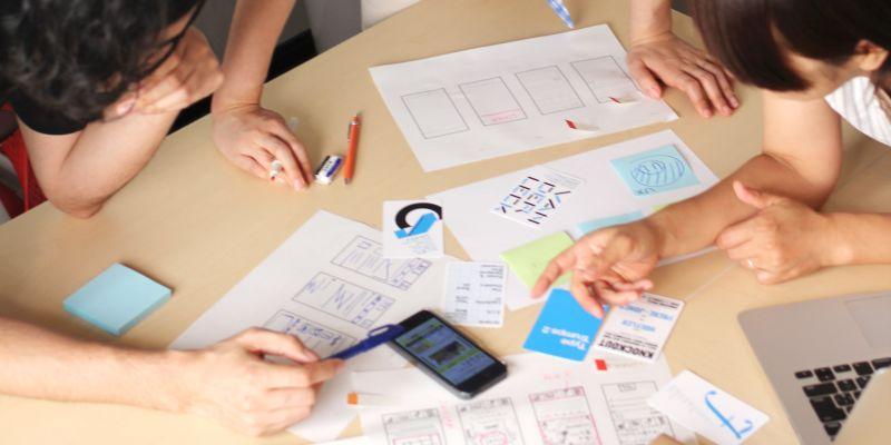 UXデザイン、グロースハックなど新しい手法やツールを積極的に取り入れる、学びの多い環境です