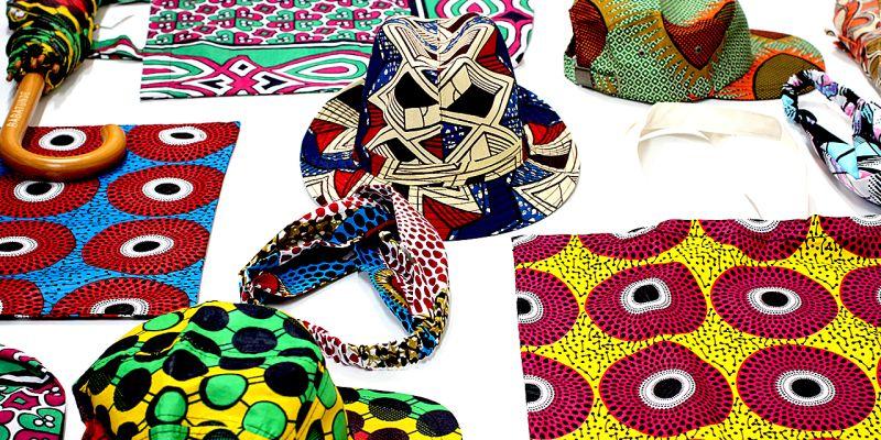 デジタルデザインをしながら、アフリカンなブランド企画にもチャレンジできます。