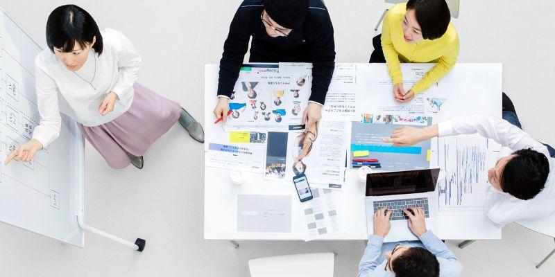 情報設計とUXデザインのノウハウが強み。 デザインの力で課題解決していきませんか。