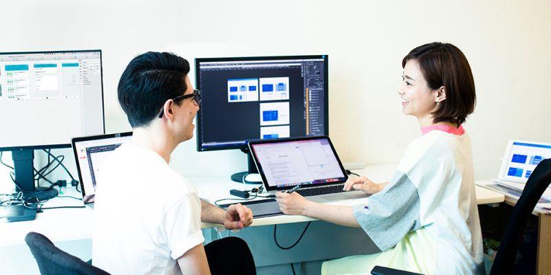 チームラボの幅広いデジタル領域を担当する、UI/UXデザイナーを大募集!