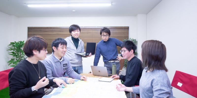 裁量がありメンバー意欲や成長を大切にできる環境で働きたいUX/UIデザイナー募集
