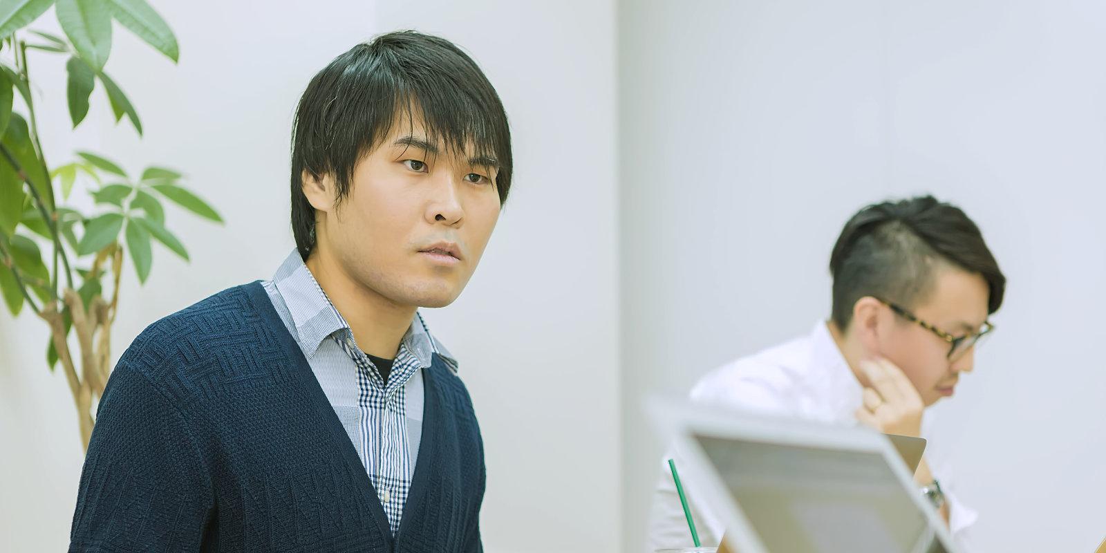 テクニカルディレクター 大越 俊輔さん