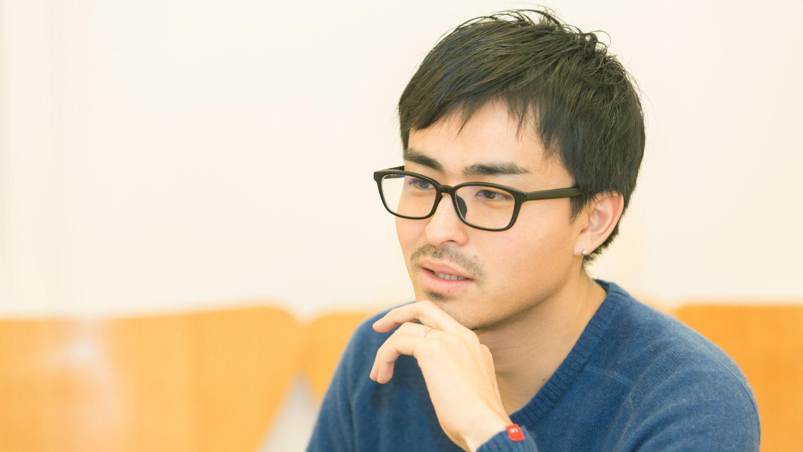 チーフデザインオフィサー 鈴木 慶太朗さん