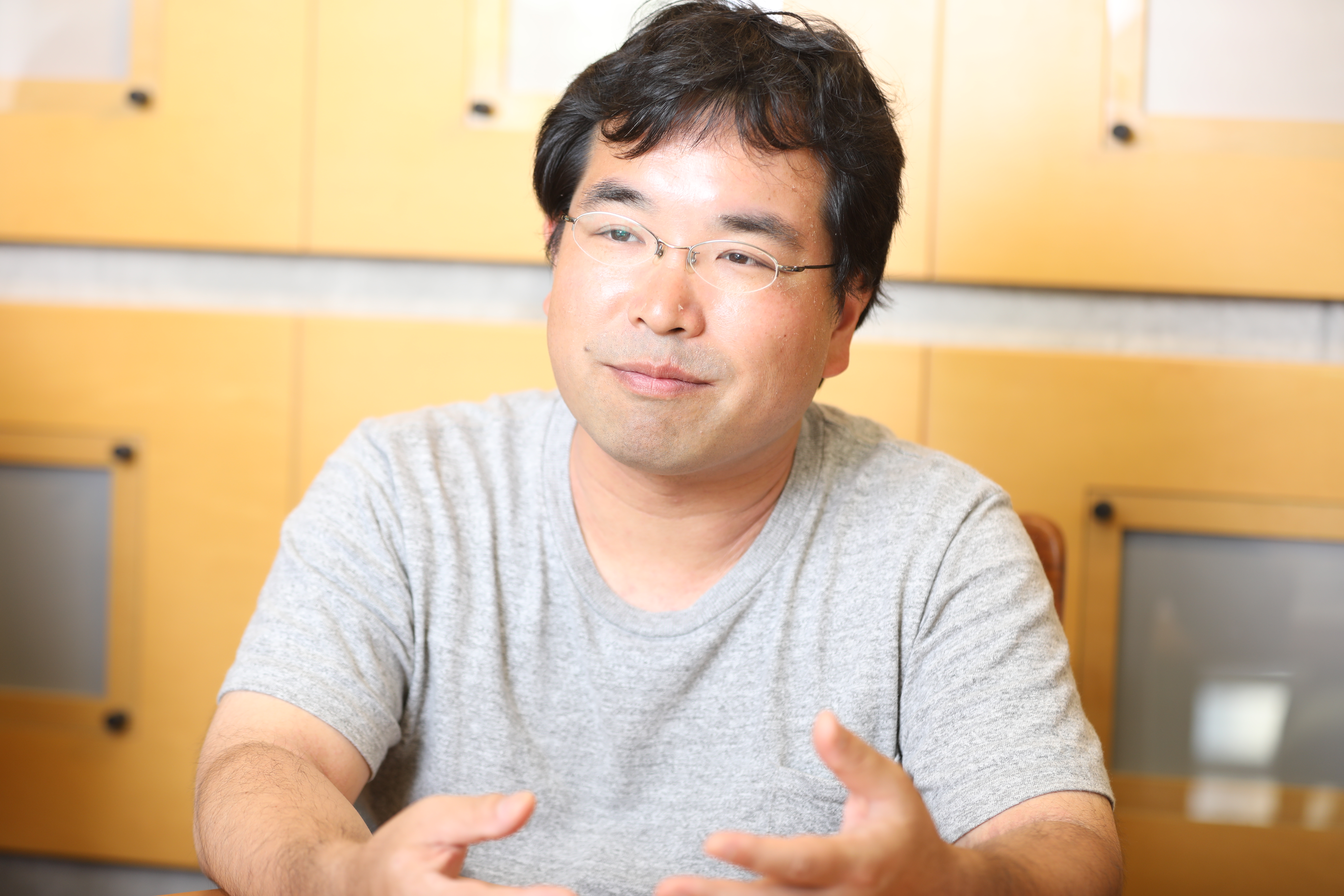 取締役・テクニカルディレクター 松本 英夫氏