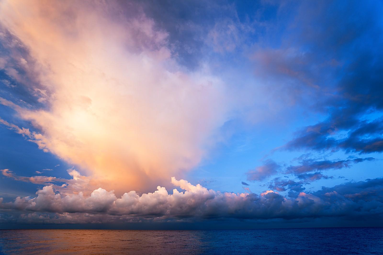 Sunrise at Black Sea