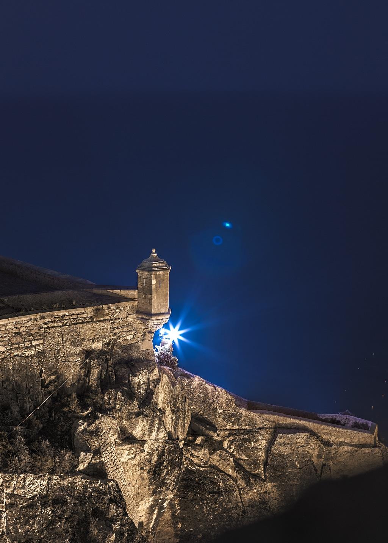 Santa Bárbara Castle inAlicante