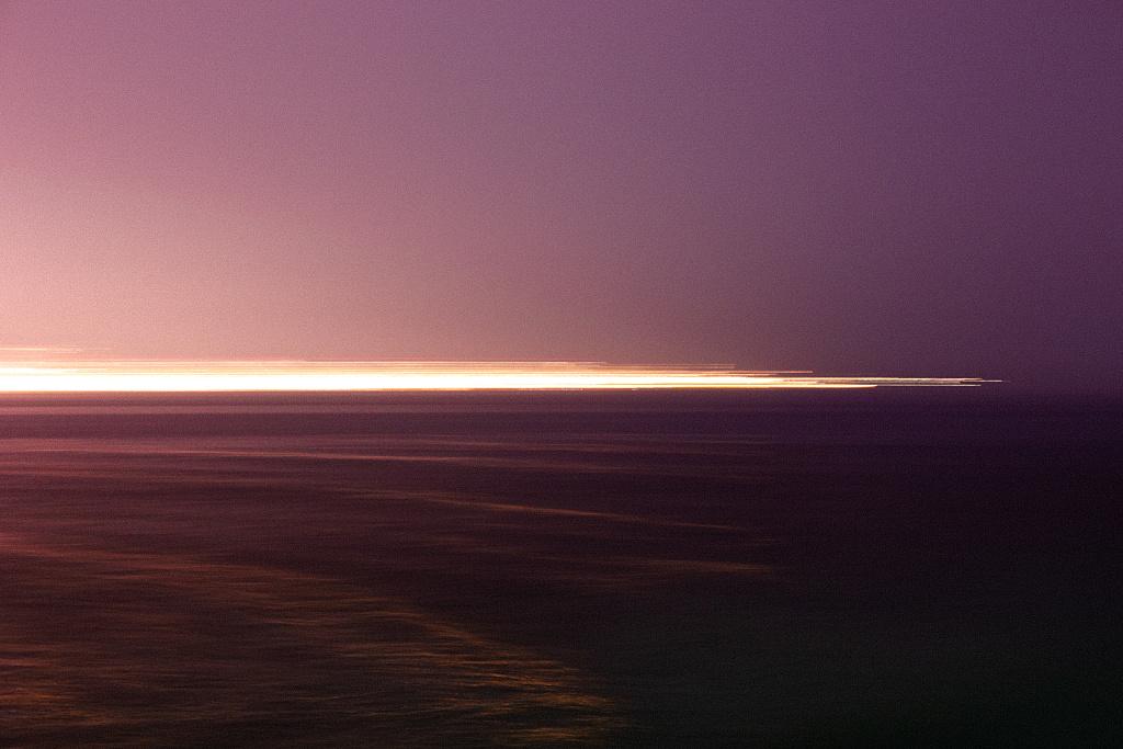 Sunset inAlicante