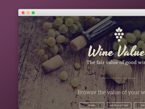 Wine Valuer