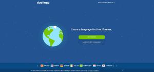 Lær andre sprog med Duolingo