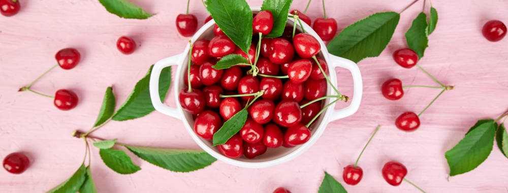 Benefits of Eating Cherries on Skin