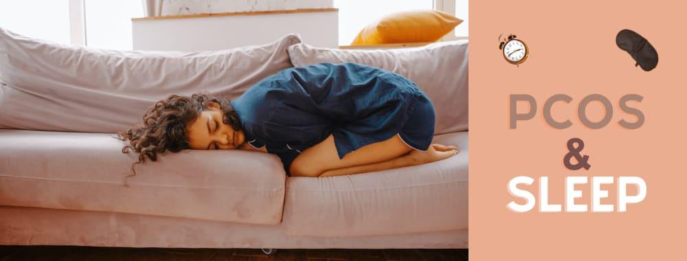PCOS & Sleep | Hormones affecting sleep