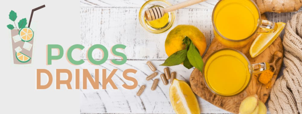 Best Drinks for PCOS | Fight PCOS  Today