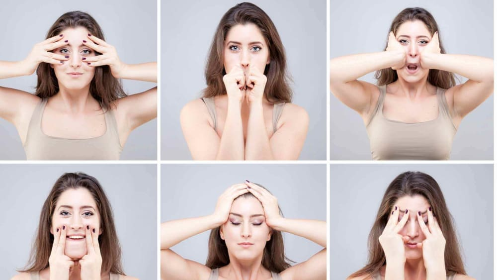 Face Yoga to Reduce Facial Fat: Exercises and Techniques