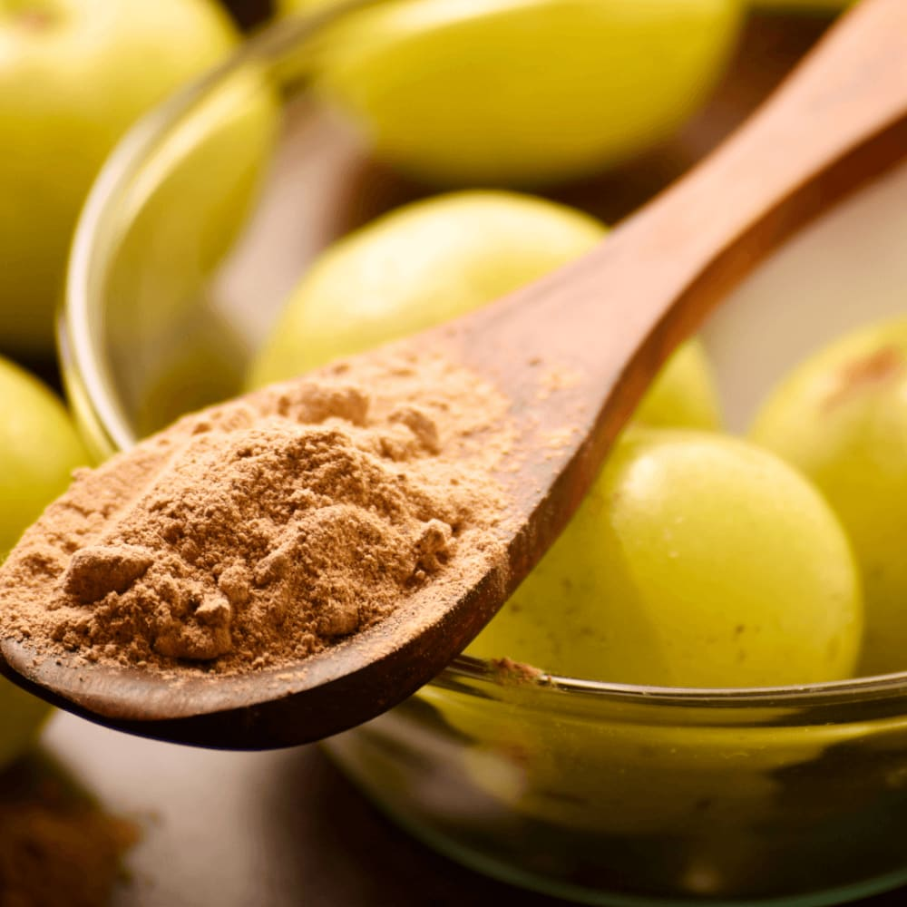 Amla Powder for Hair: Top Benefits, Uses, Side Effects