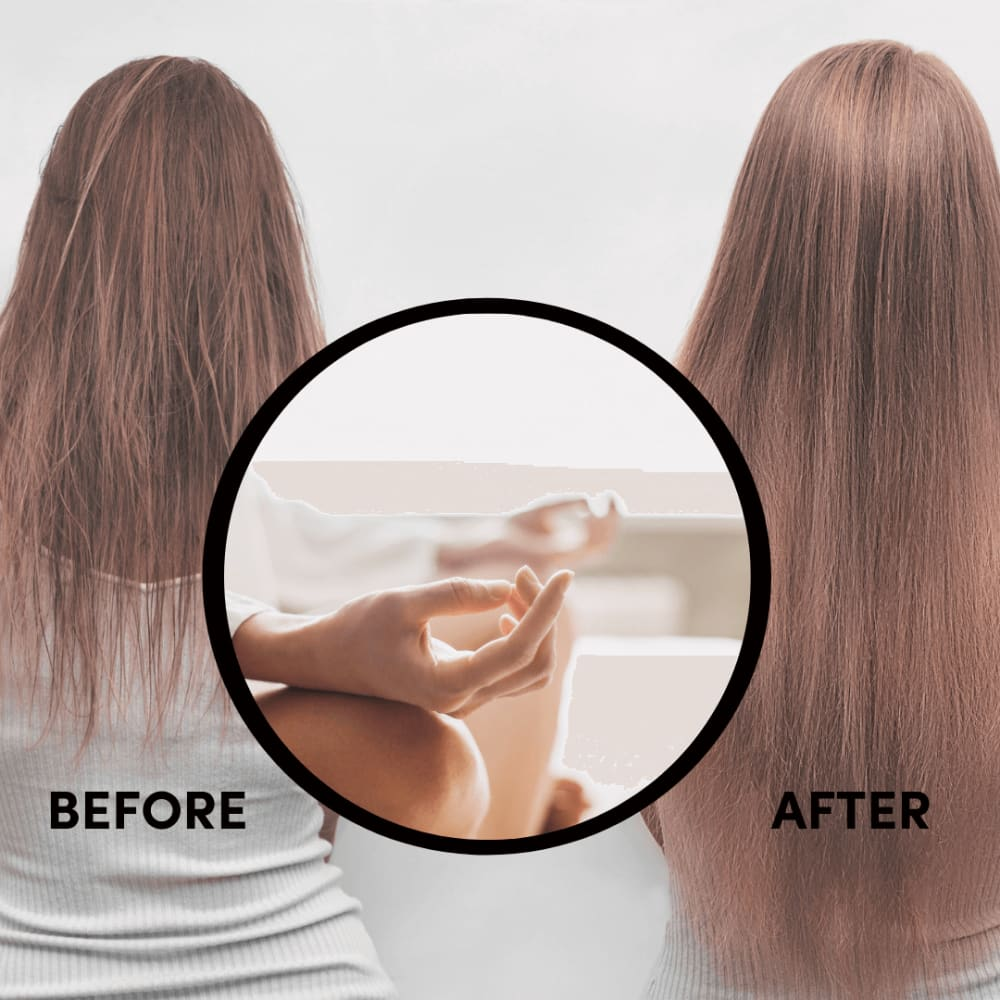 Yoga for Hair Growth: 10 Effective Yoga Asanas for Hair Regrowth